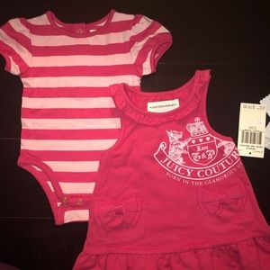 fe1d3d066 Juicy Couture Matching Sets - NWT Baby Juicy Couture jumper set